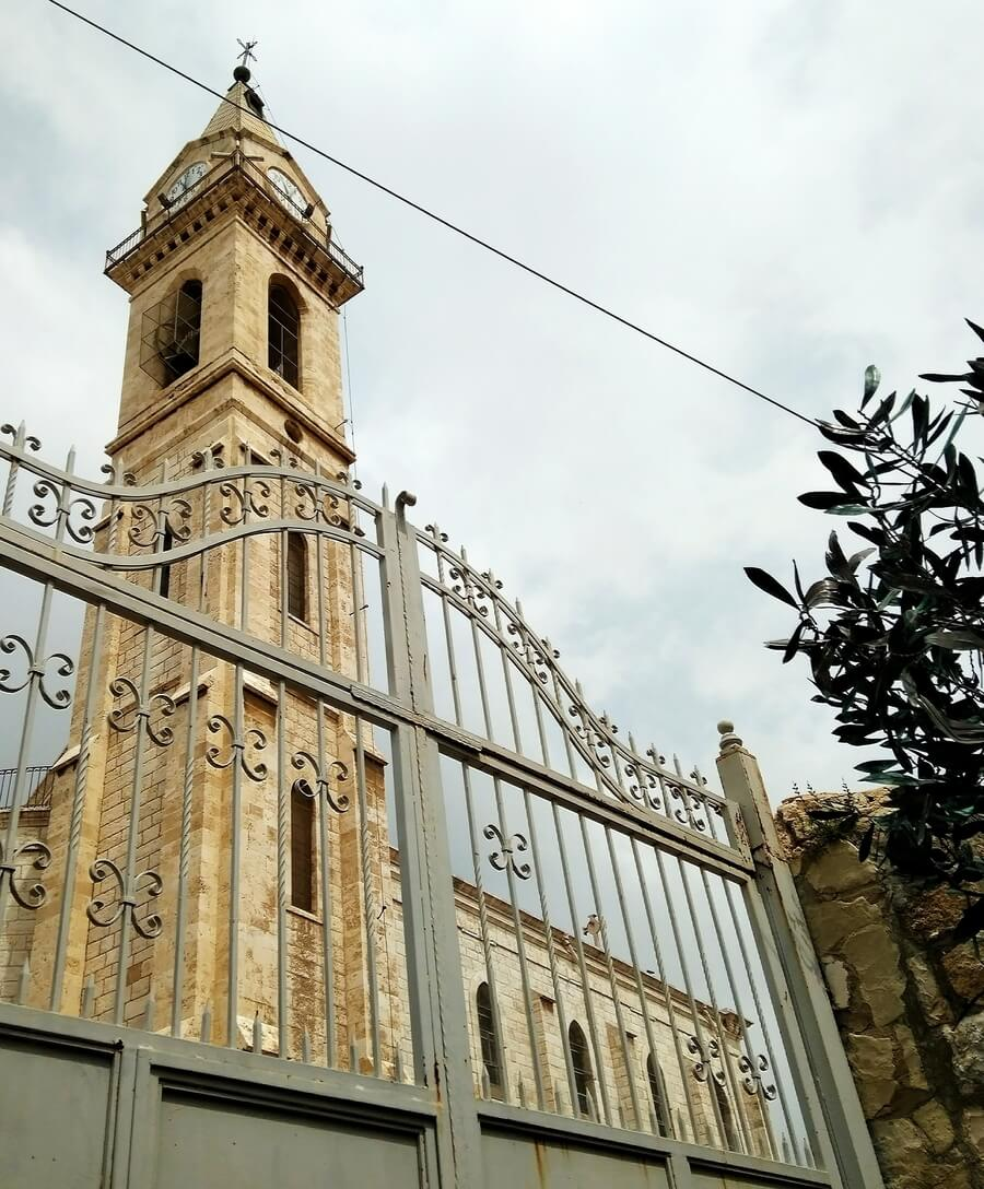 The Clock Tower in Ramle. Adiseesworld Travel Blog, my day in Ramle' Israel's City of Sands