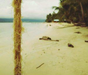San Blas Ina's Island beach, Adiseesworld