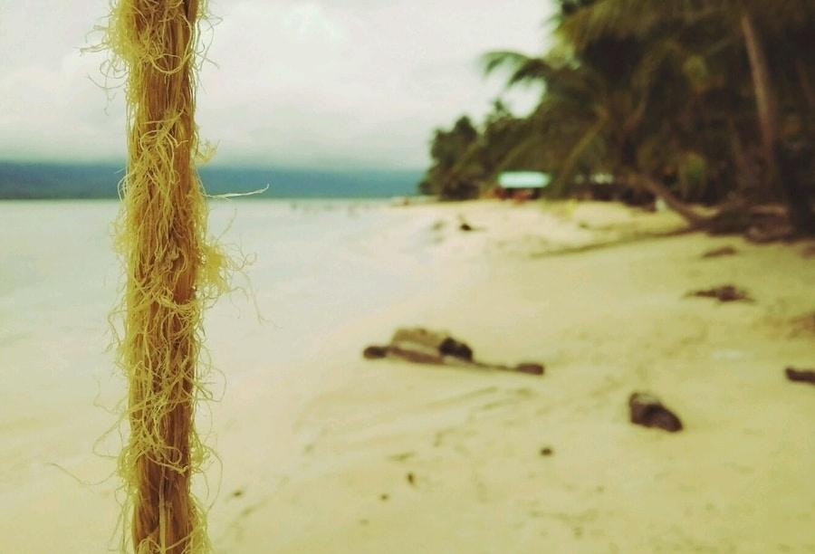 San Blas Ina's Island beach
