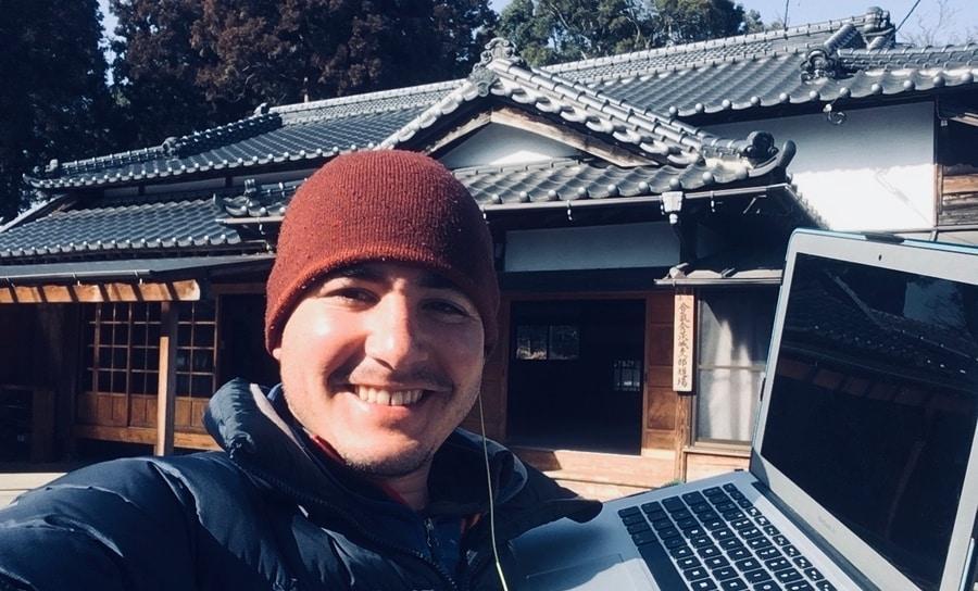 Gil Drori in Japan