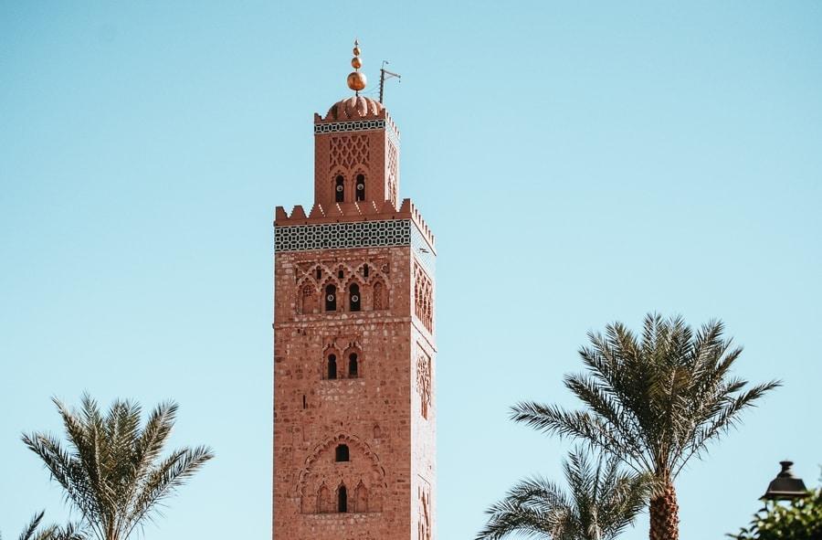 "The city of Marrakesh, Morocco, Koutoubia Mosque. Adiseesworld travel blog - לאן שלא תלכו במרקש, ""ישגיח"" עליכם באופן תמידי מסגד הקוטוביה"