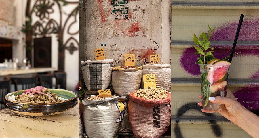 שוק לוינסקי, מקומות יפים לצילום בתל אביב