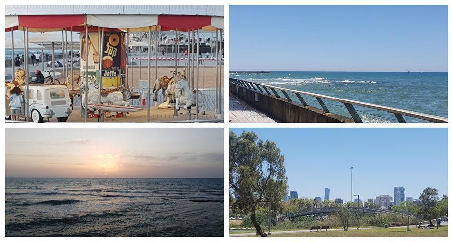 מקומות יפים לצילום בתל אביב, נמל תל אביב