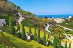 bahai gardens in haifa הגנים הבהאיים בחיפה, אטרקציות בחיפה