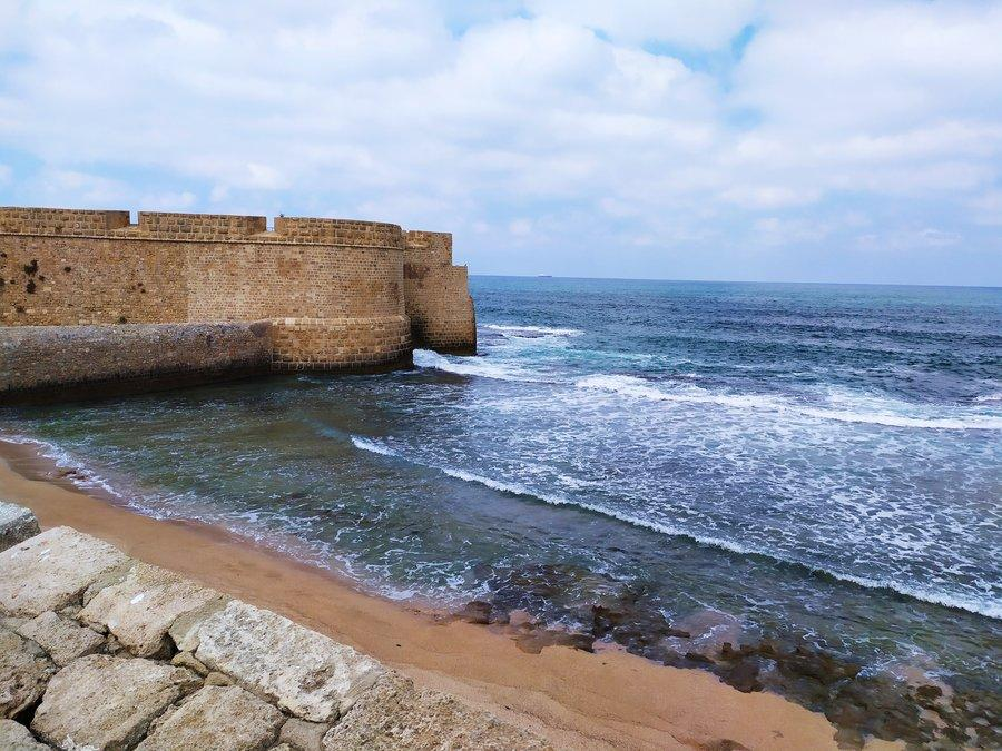 Travel to Acre (Akko) in Israel