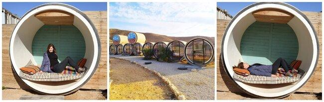 Desert Accommodations - Neot Farms