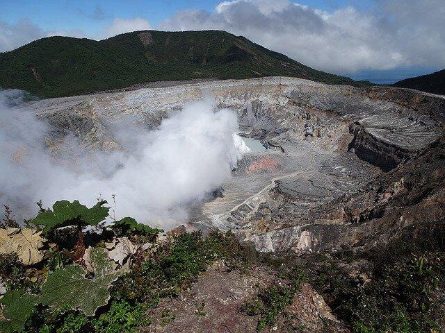 הר געש פואז קוסטה ריקה