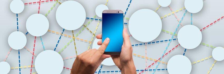 חיפוש יעדים באמצאות אפליקציה